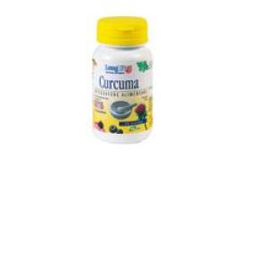 Longlife curcuma 50 capsule veg