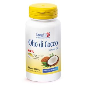 Longlife olio di cocco 60 perle