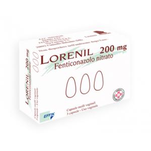 Cerca Offerte di lorenil 3 capsule molli vaginale 200mg e acquista online