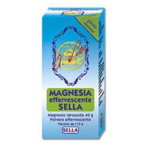 Cerca Offerte di magnesia effervescenti sella menta 115g e acquista online