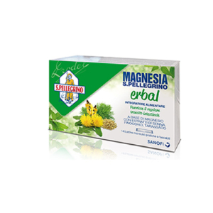 Cerca Offerte di magnesia s.pell erbal 14 bustine e acquista online