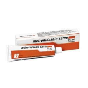 metronidazolo gel 1% 30g