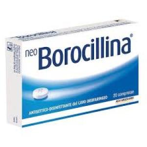 Cerca Offerte di neoborocillina 20past 1,2+20mg e acquista online