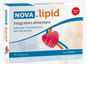 Nova lipid 30 compresse