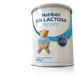 Nutriben senza lattosio 400g
