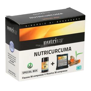 Cerca Offerte di nutriva nutricurcuma 30cpr+ric e acquista online