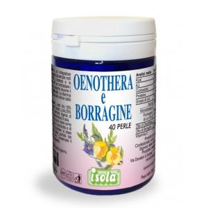 Oenothera borragine 40 perle