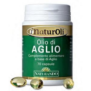 Olio di aglio 70 capsule