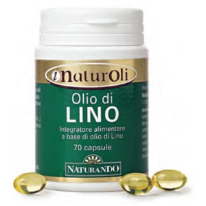 Olio di lino 70 capsule, confronta prezzi e offerte su PrezziFarmaco.it