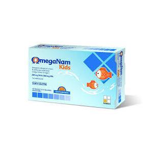 Cerca Offerte di omeganam kids 30 tavolette masticabil e acquista online