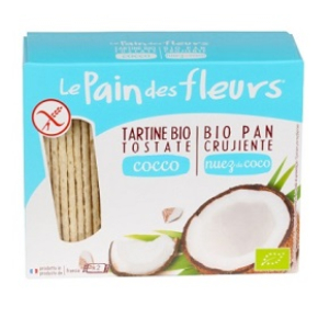 Pain des fleurs tar tost cocco