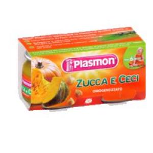 Cerca Offerte di plasmon omog zucca/ceci 2x80g e acquista online