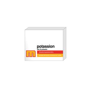 potassion granulare effervescenti 40 bustine