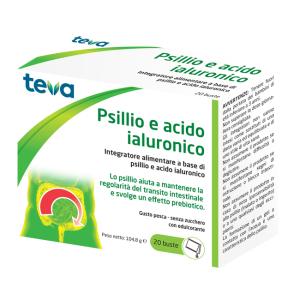 Psillio acido ialuronico 20bst