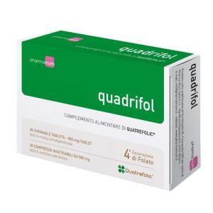 quadrifol 30 compresse