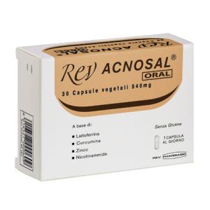 Cerca Offerte di rev acnosal oral 30 capsule e acquista online