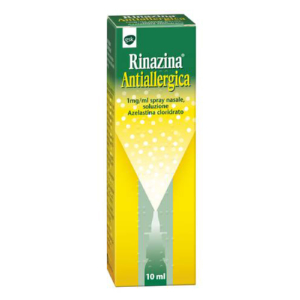 Cerca Offerte di rinazina antial spray nasale 10ml e acquista online