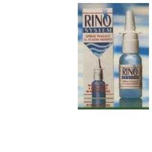 Rinosystem plus spray nasale