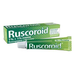 ruscoroid rett crema 40g 1%+1%