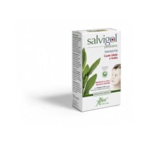 Salvigol bio pediatric 30 tavolette