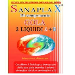 sanaplax ig boc/go a+b 150mlx2