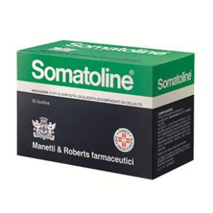 somatoline emulsione 30 bustine 0,1+0,3%