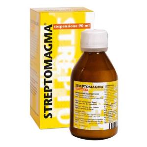 streptomagma os sospensione fl 90ml