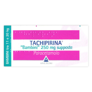 Tachipirina bb 10 supposte 250mg