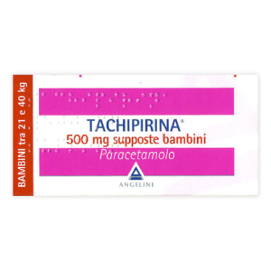 Tachipirina bb 10 supposte 500mg