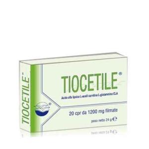 Trova Prezzi e Offerte di Tiocetile 20 compresse  e acquista online