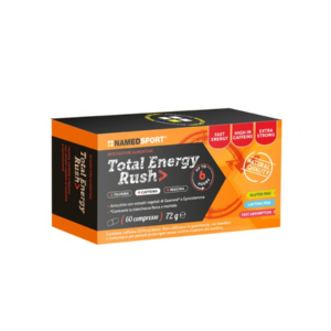 Total energy rush 60 compresse
