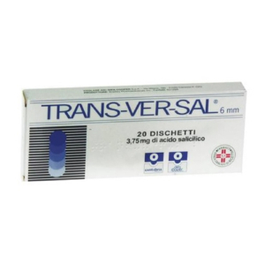 transversal 20 cerotti 3,75mg/6mm