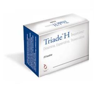 triade h 20 bustine bugiardino cod: 939146650