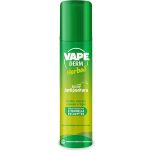 Trova Offerte di vape derm herbal a/p spray 100ml e compra online