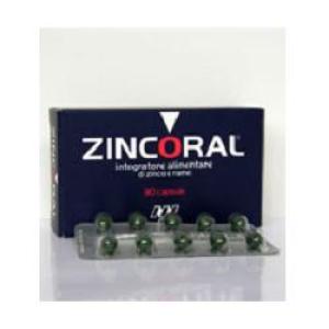 Trova Offerte di zincoral 30 capsule e compra online
